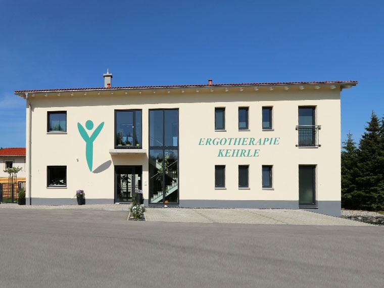 Ergotherapeutin Kehrle, Gebäude