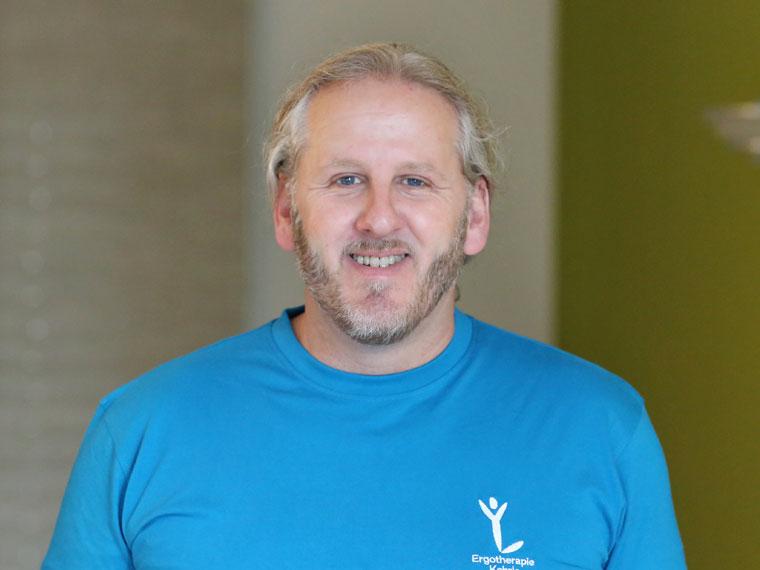 Gerald Kehrle, Ergotherapeut/Praxisleitung