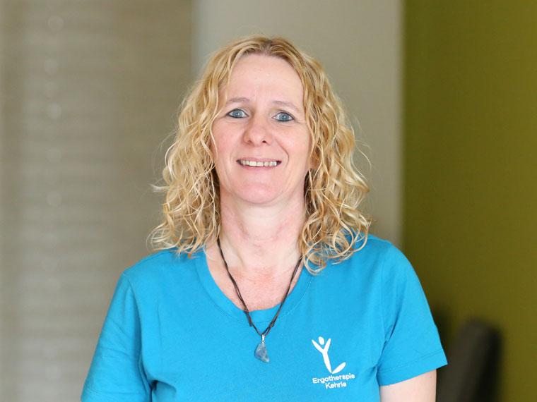Marion Maas-Santjohanser, Ergotherapeutin