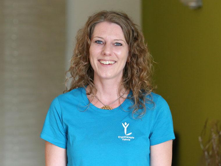 Sandra Schneider, Ergotherapeutin