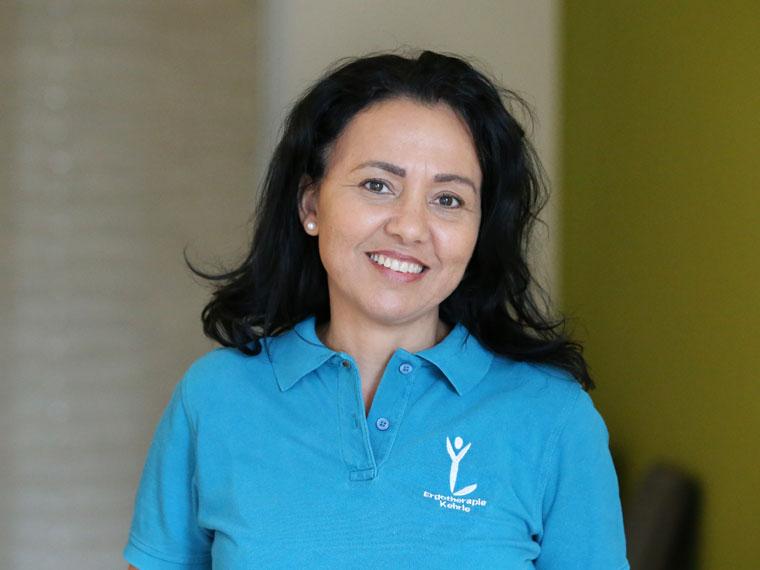 Sheila Carapelli, Reinigungsfachkraft