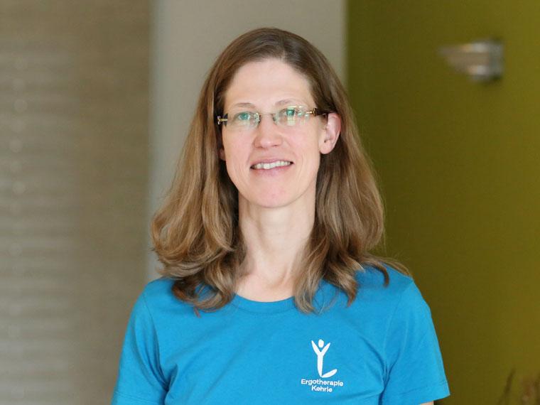 Susanne Trillof, Ergotherapeutin