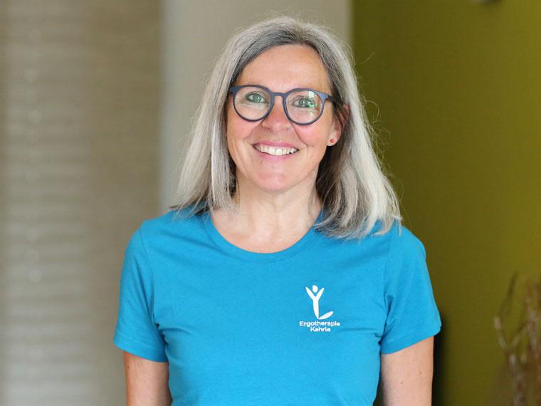 Ursula Huber, Ergotherapeutin